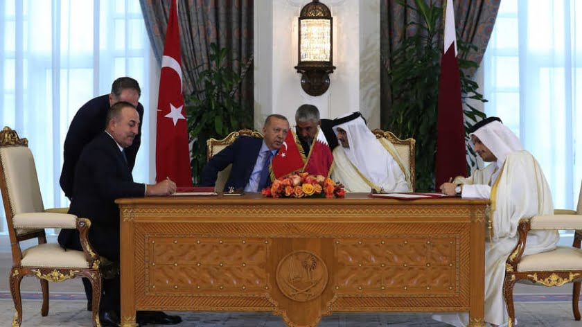 Turkey Sees a Greater Partnership with Qatar Than Is Apparent