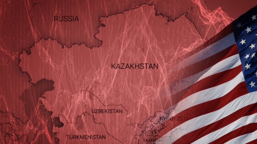 US Intensifies Struggle Over Central Asia