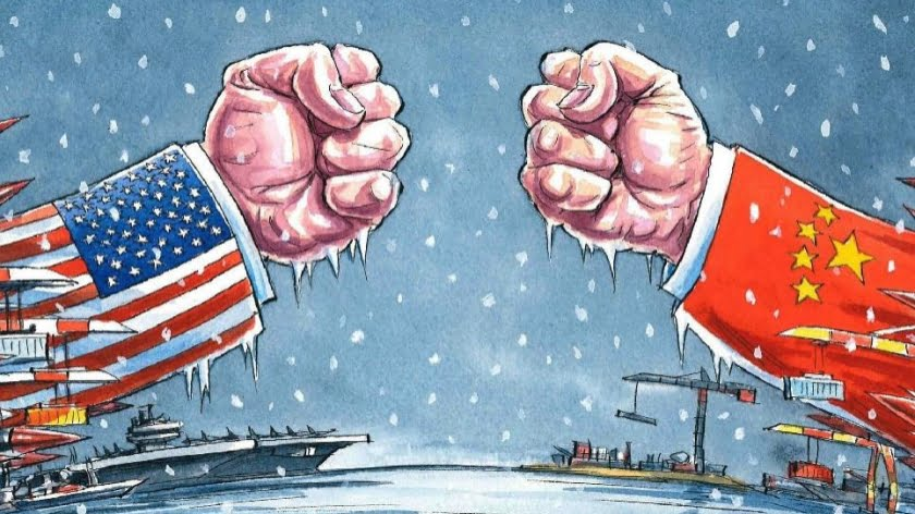 China Escalation Assures America's Unmitigated March in the Direction of Stupidity Will Continue