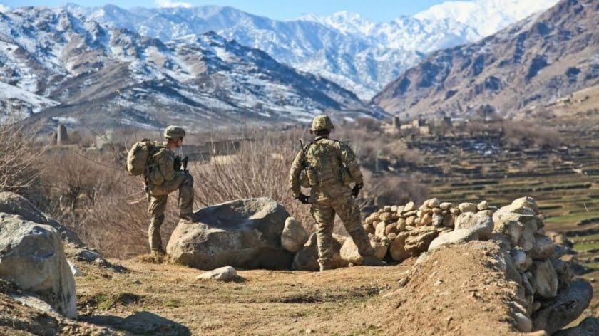 Disconnect Over Afghanistan War Shows Dysfunction of US Politics