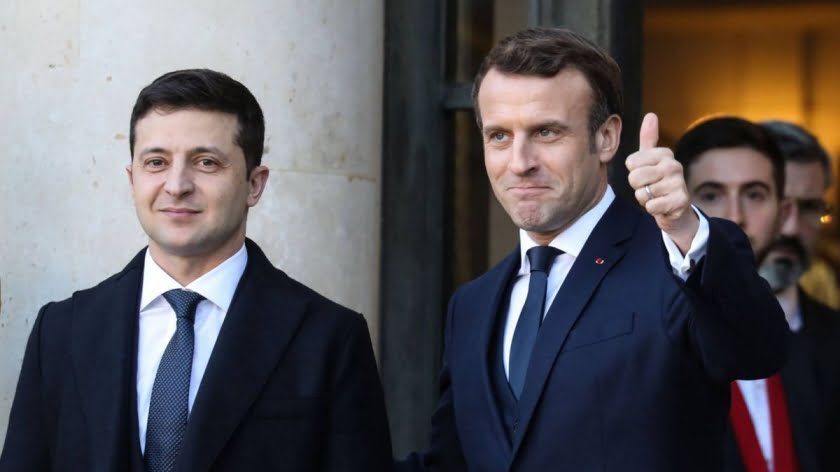 Normandy Meeting Confirms Zelensky Has Zero Friends in Europe