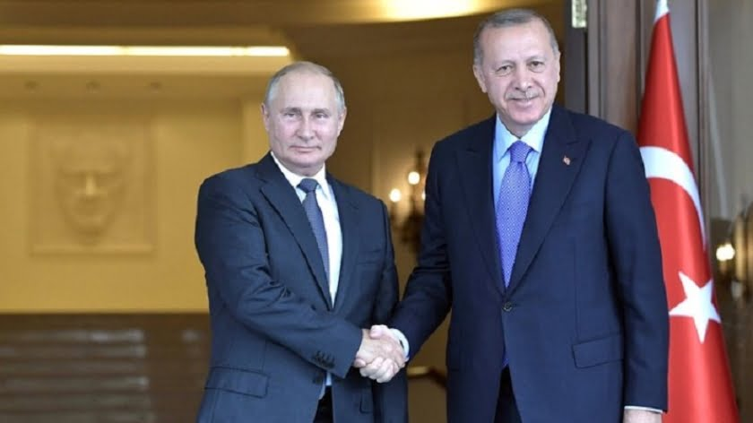 The Latest Putin-Erdogan Summit Synchronizes Their Regional Strategy