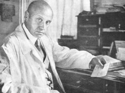 Otto Buchinger, pioneer of ecology
