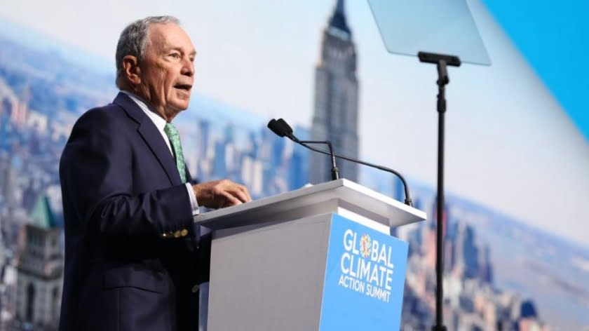 With Bloomberg Entering Race, U.S. Oligarchy Takes Stage