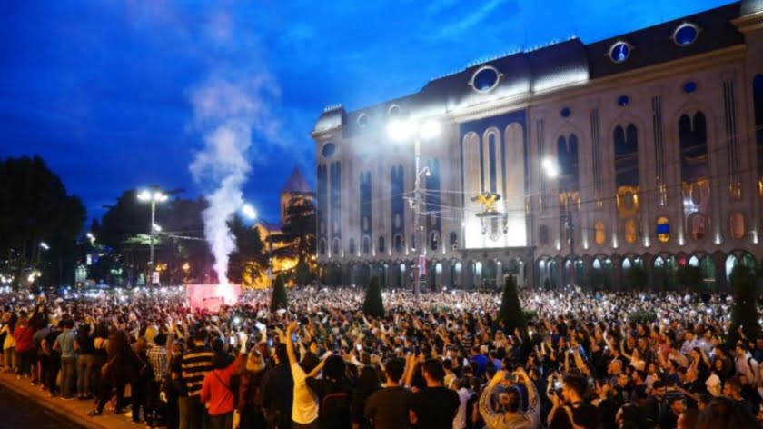 Is U.S. Sponsored Regime Change War Coming to Georgia?