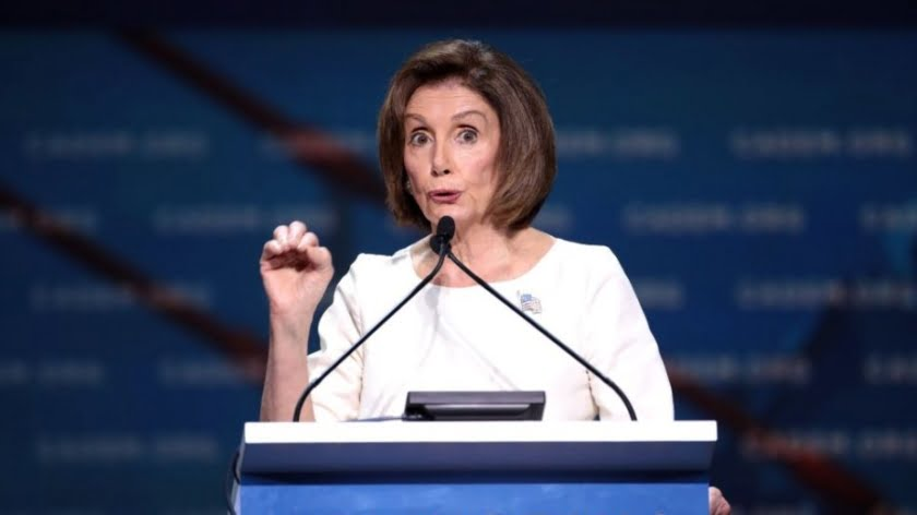 Did Pelosi Just Tear Up the Fabric of the U.S.?