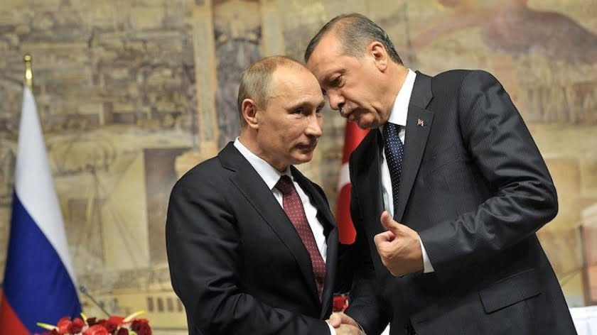 Erdogan's Outburst Against Russia Reveals Frustration