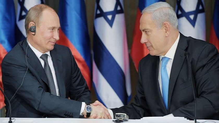 It's No Big Deal That There Are Some Limits to Russian-'Israeli' Co-op in Syria