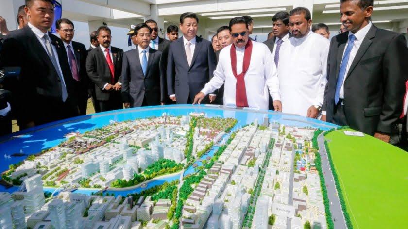Neocolonialism and Geopolitical Rivalry in Sri Lanka