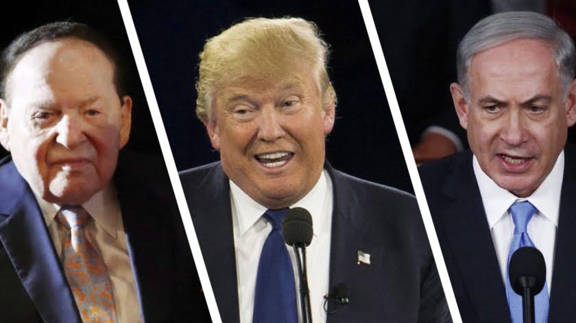 Trump/Bibi/Adelson Buy the Senate