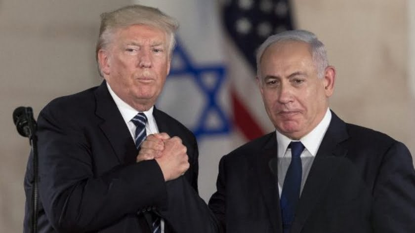 Trump Green Lights Greater Israel