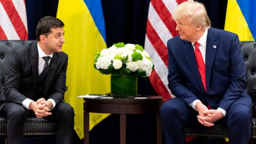 More About Trump's Ukraine Connections