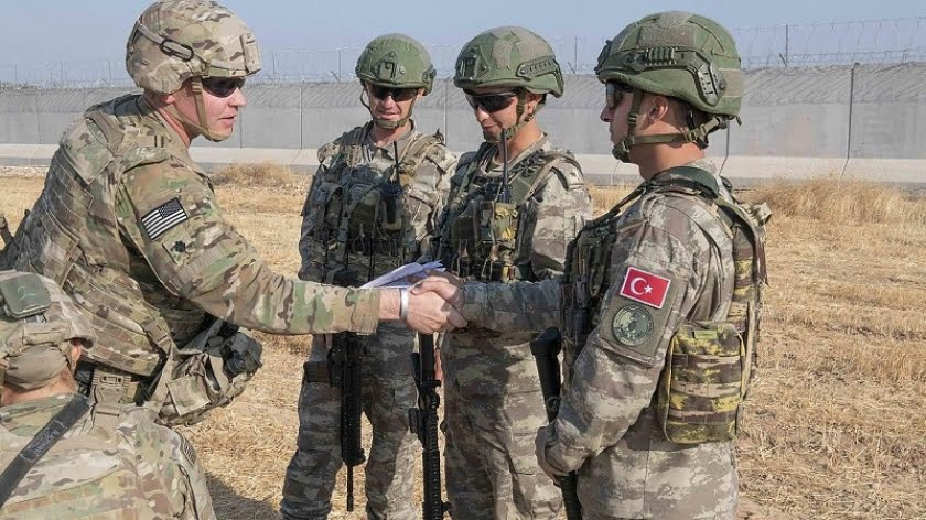 The Turkish Double Game In Syria