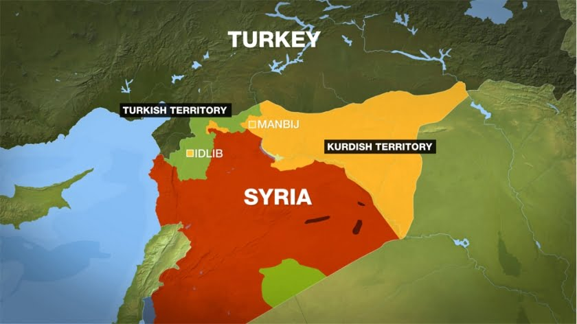 Syrian Army's Offensive in Idlib Deepens Rift Between Russia and Turkey