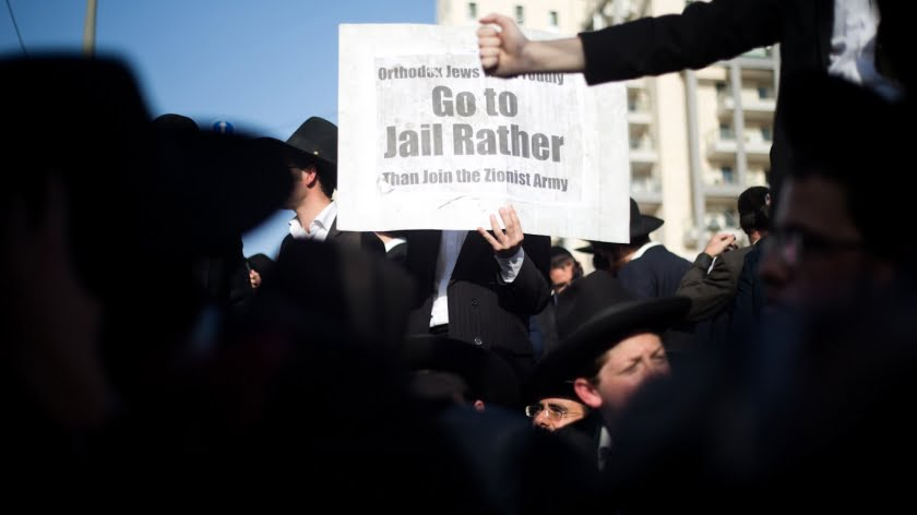 The Government of Israel Has A Very Serious Antisemitism Problem