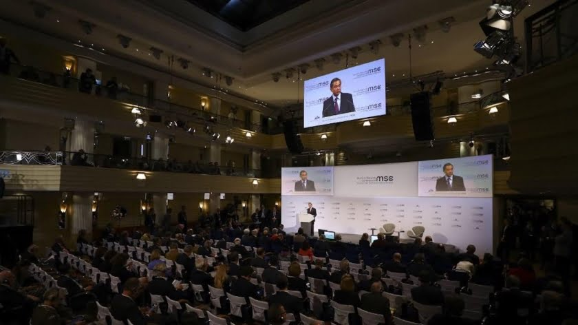 Munich Conference Reveals East-West Divide