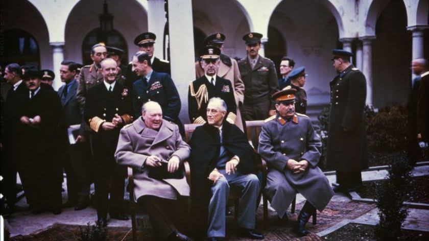 Was the 1945 Yalta Conference a Mirage?