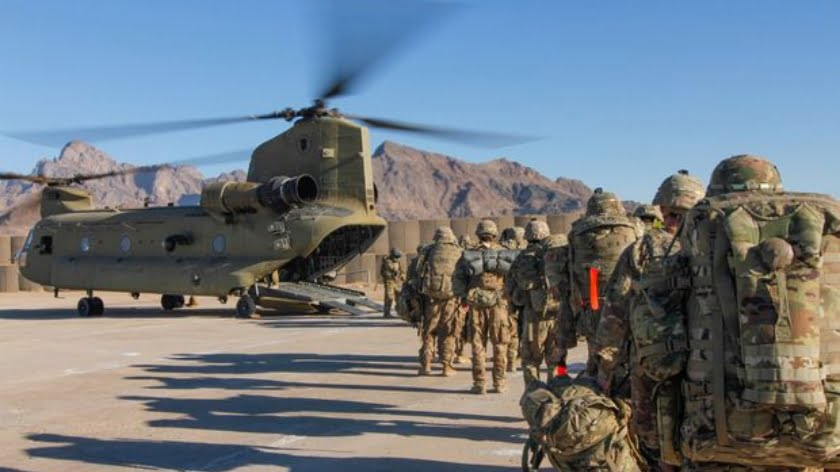 Afghan Endgame Enters the Home Stretch