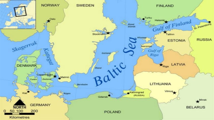 The Baltic States Align Themselves with US-NATO against Russia?