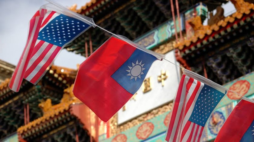 Taiwan Nationalists Seek Closer Relations with China. Bad News for America