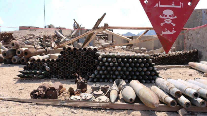 From Cluster Bombs to Toxic Waste: Saudi Arabia is Creating the Next Fallujah in Yemen