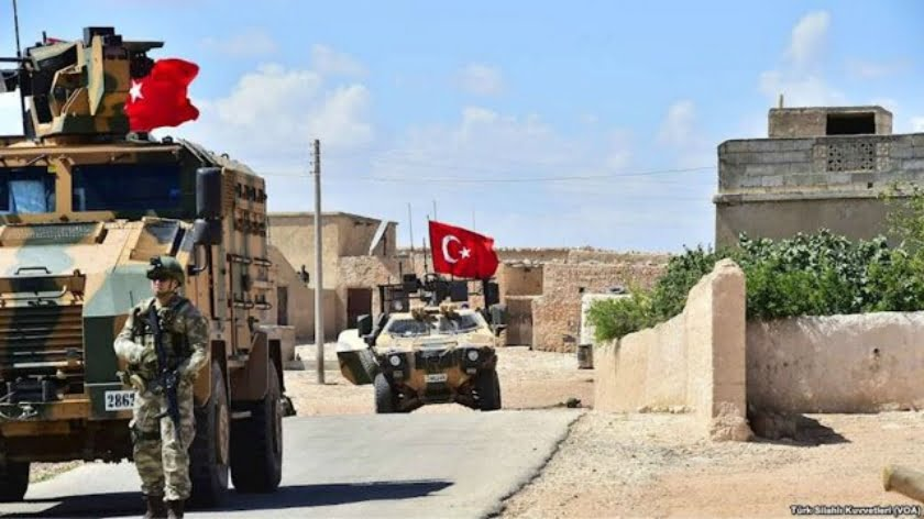 Turkey and Syria Are at War Without a Declaration of War