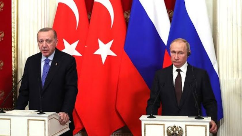New Putin-Erdogan Deal Is Sugar-coating the Turks' Surrender