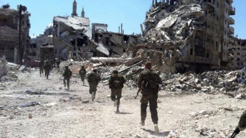 Flashpoints in Southern Syria Seek to Divide/Distract Syrian Gains in Idlib