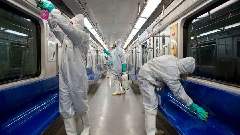 Iran's Coronavirus Outbreak is Reminiscent of the Black Death
