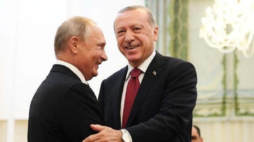 Why's Anyone Shocked That Putin Listened to Erdogan and 'Stepped Aside' in Idlib?