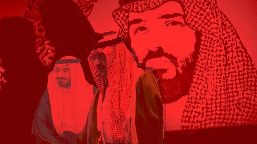 Top Saudi Intelligence Official 'Chased' to Canada by Crown Prince MbS