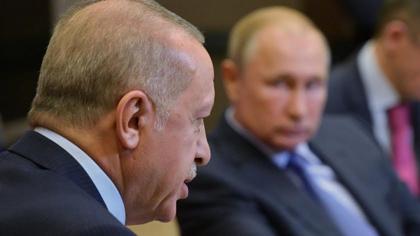 Erdogan and Putin: The End of the Affair