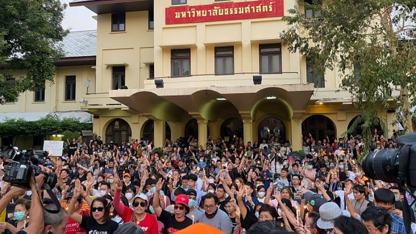 "Thailand Protests: ""Students"" Fight to Save Washington's Billionaire Proxy"