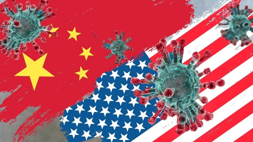 China Locked in Hybrid War with US