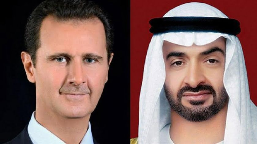 The Syrian-Emirati Rapprochement Is All About Realpolitik, Not Principles
