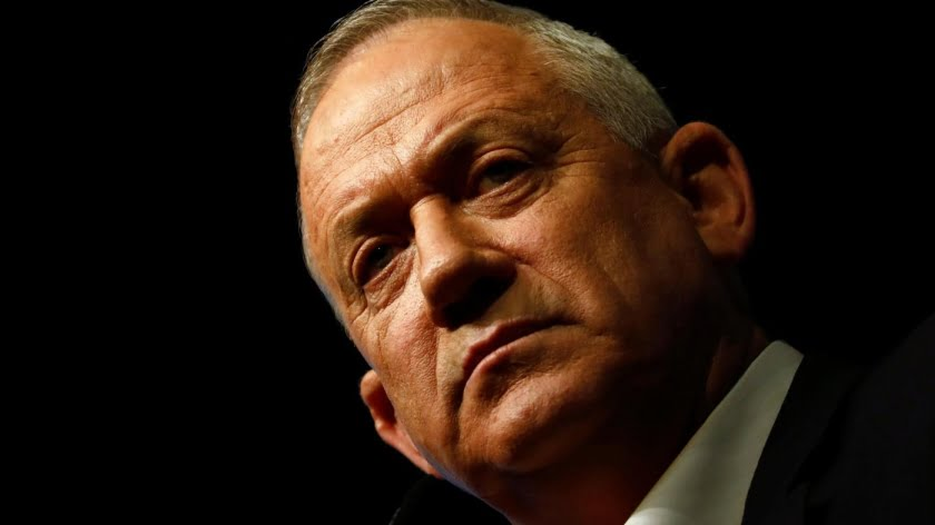 Gantz Fears Something More Than Coronavirus or Netanyahu: Palestinians