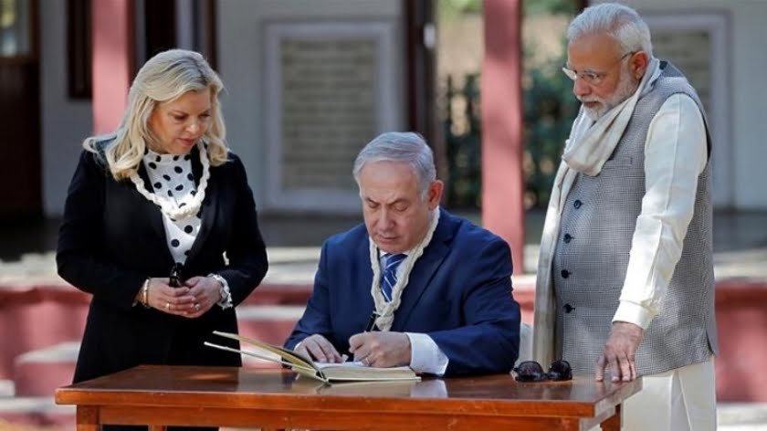 The Israeli-Indian Arms Deal