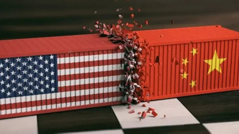 Has the U.S. Cold War Shifted from Russia to China?