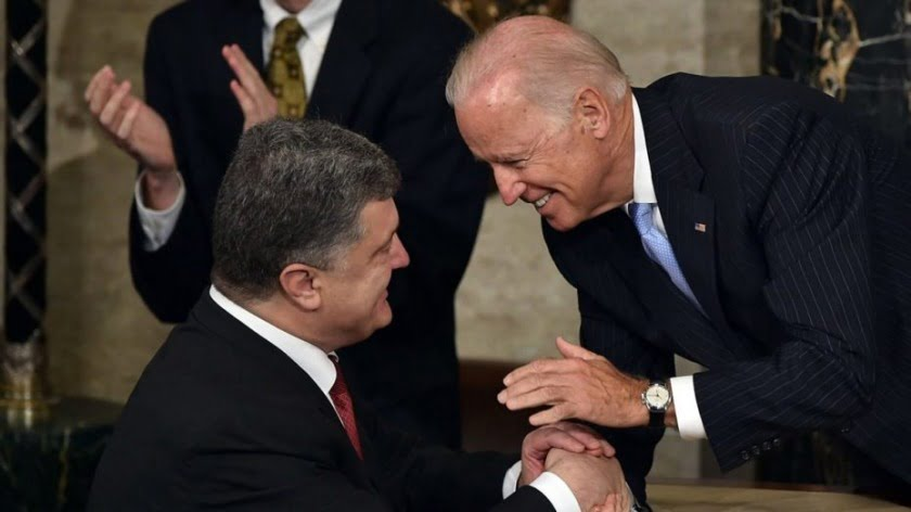 U.S. Empire: Biden and Kerry Gave Orders to Ukraine's President