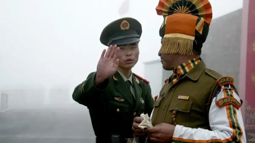 India, China Teeter Toward a Border Clash