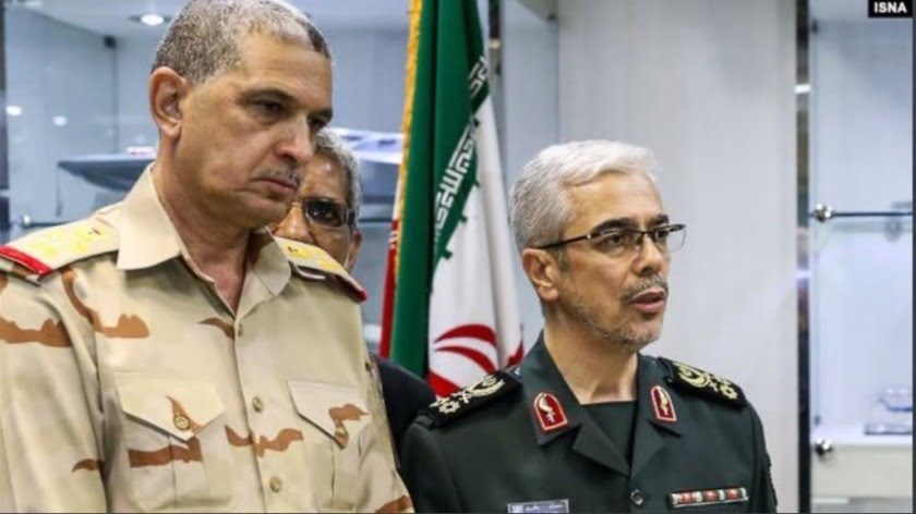 Iraq in the Balance Between Iran and the USA