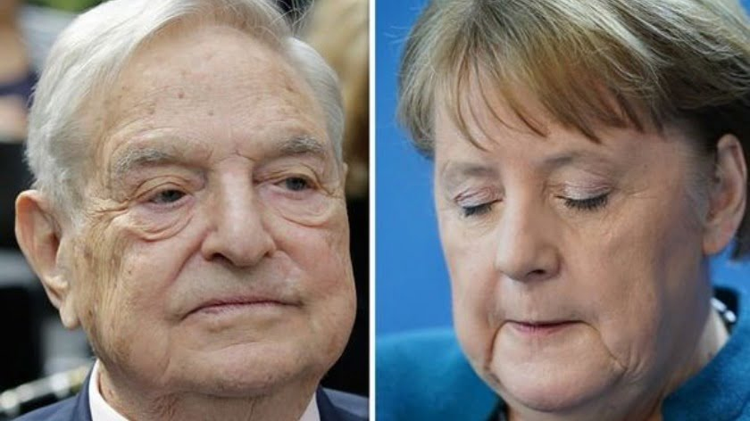 Soros Thinks That Germany Is a Greater Threat to His Plans Than COVID, Trump, or China