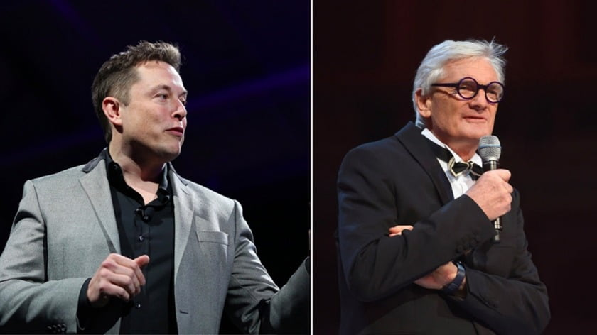 Electric Cars: If Sir James Dyson Can't Do It, What's 'Paper Billionaire' Elon Musk Hoping for?