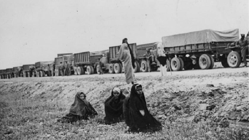 Forgotten History of the Persian Corridor