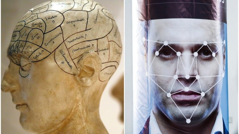 Phrenology Is Back, Wrapped Up with Facial Recognition in a 21st Century Pre-Crime Package by University Researchers. Too Soon?