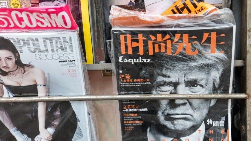 Trump's 'Uncreative Destruction' of the U.S.-China Relationship