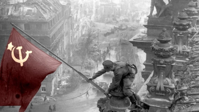 The Soviet Union Defeated Germany in World War II – Not the Western Forces