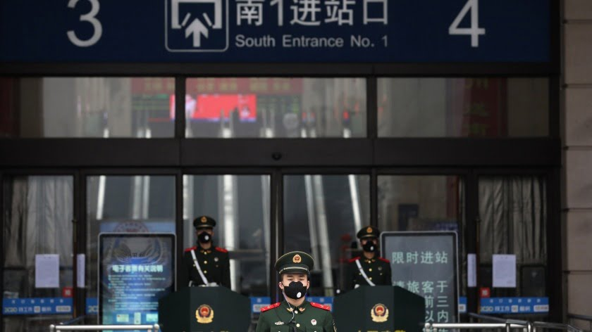 The Wuhan Hoax