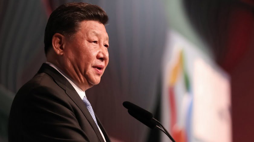 Jinping Takes Up the US Challenge