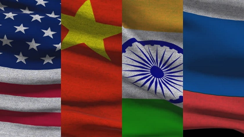India Is Doing America's Bidding Against China